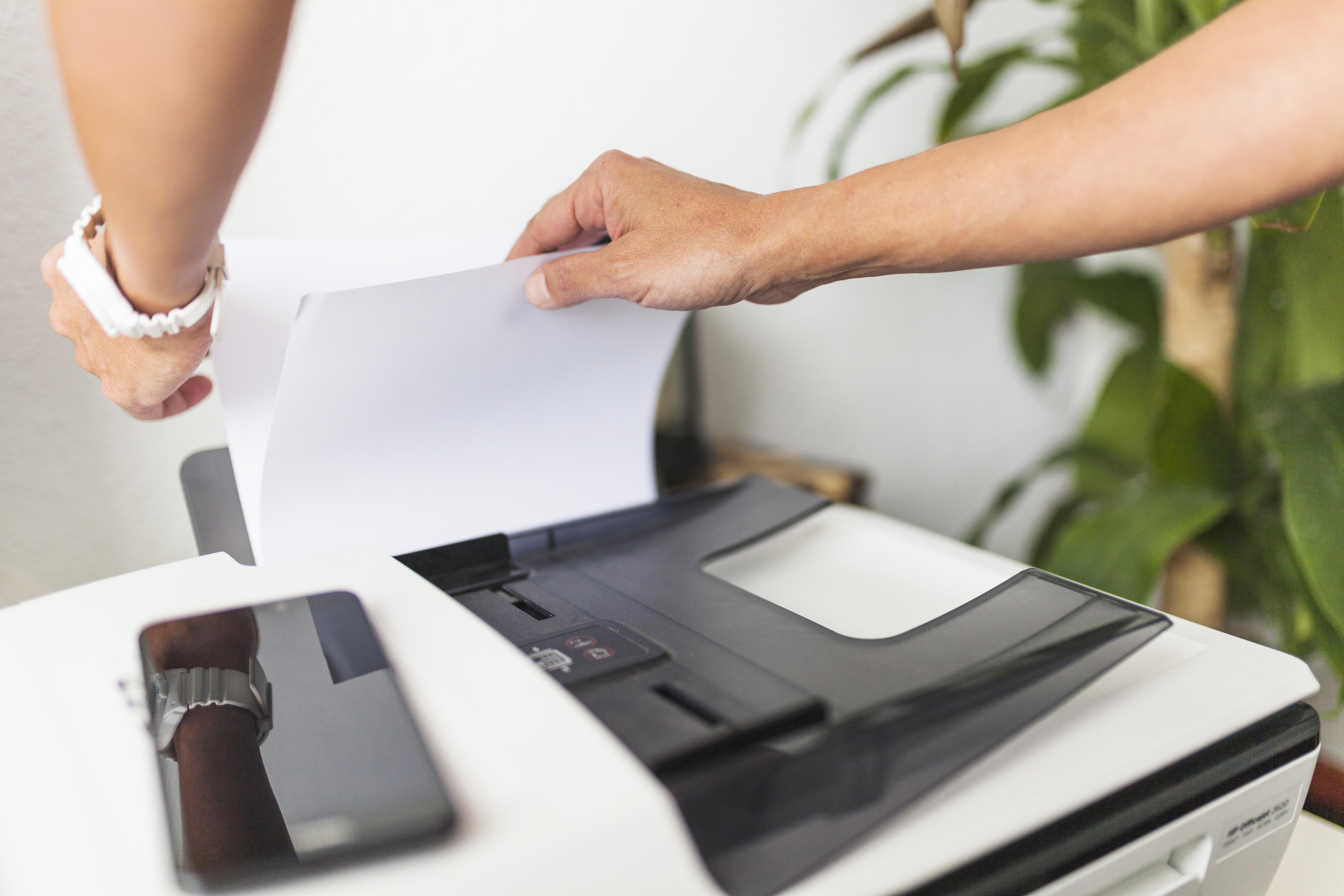 راهنمای خرید کاغذ مناسب پرینتر