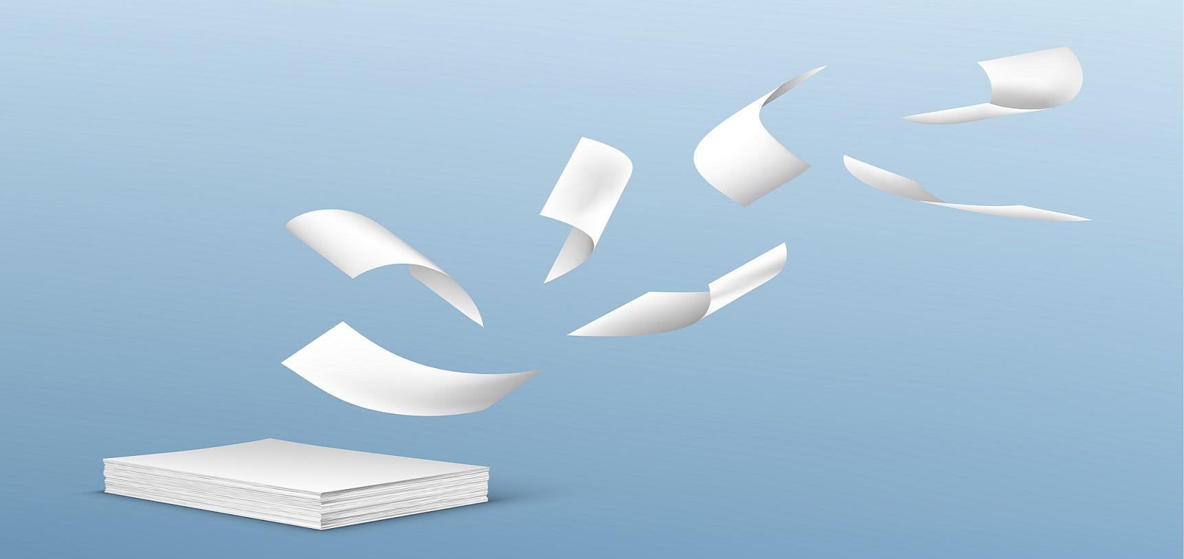 کاغذ مناسب چه ویژگی هایی باید داشته باشد؟