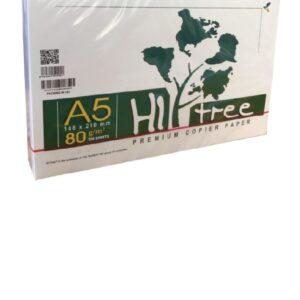 کاغذ A5 1بسته 500 برگی با نخ آسان بازشو