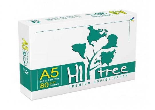 HiTree A5 Paper