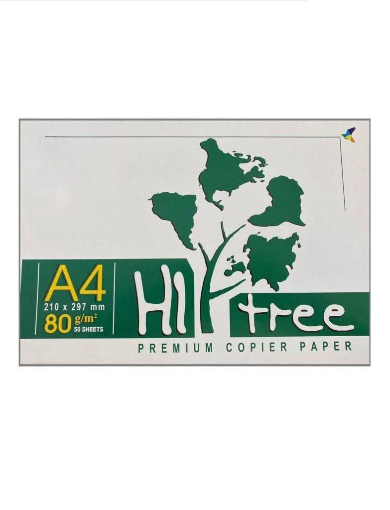 کاغذ A4 های تری 50 برگی
