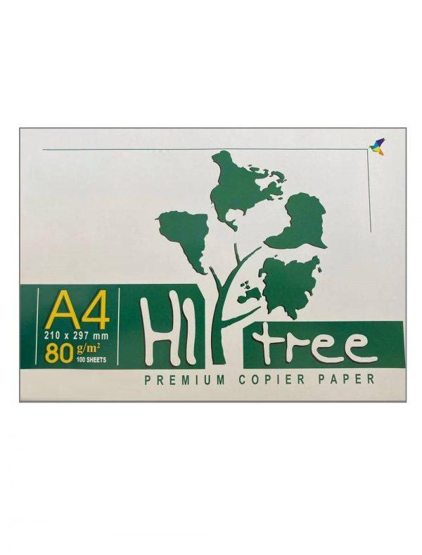 کاغذ HiTree بسته 100 عددی