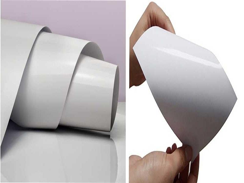 کاغذ گلاسه مات